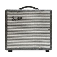"Supro 1610RT Comet All-Tube 1x10"" Guitar Combo Amplifier Black Rhino Amp B-STOCK"