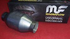 Catalizzatore Sportivo 200 celle metallico 60 mm Magnaflow