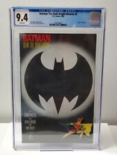 Batman: The Dark Knight Returns #3 - DC Comics - CGC 9.4 WHITE Pages