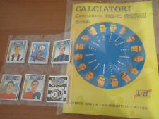 Album +  Figurine calciatori IMPERIA Campionato serie A  1969/70 Anastatica