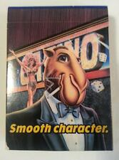 Joe Camel Smooth Character Smooth Deal Official Playing Cards
