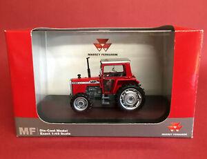 Universal Hobbies 1/43 1980 Massey Ferguson 590 4WD Tractor No6053 MIB