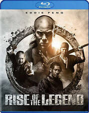 RISE OF THE LEGEND-RISE OF THE LEGEND  Blu-Ray NEW
