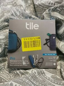 Tile Pro Brand New Bluetooth Tracker Key Phone Pet Finder
