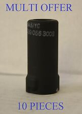 SCREENING CAN TUBE SHIELD B7GBL VALVES / TUBES 10 PIECES MILITARY SPEC
