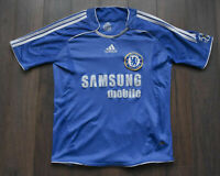 *** Chelsea Home Shirt Jersey Adidas Soccer 2006-08 Size XS