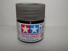 Tamiya Color Acrylic Paint Mini Smoke #X-19 (10ml) NEW