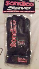 Sondico large Boys B/NEW Goalkeeper gloves RRP £6.99each  Bargain !