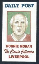DAILY POST-THE CLASSIC COLLECTION-LIVERPOOL-REF #12-RONNIE MORAN