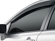 Genuine OEM 2008-2011 Honda Civic 4DR Side Window Door Visors