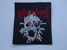 MORGOTH DEATH METAL EMBROIDERED PATCH