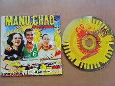 Manu Chao/...merry blues... Cardsleeve 1-Track Promo 2001/MCD