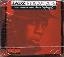 JAY-Z - kingdom come - HIP HOP - ROC-A-FELLA  2006 - CD SIGILLATO