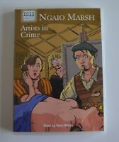 Artists in Crime - by Ngaio Marsh - MP3CD - Audiobook
