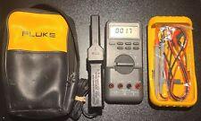Fluke 83 Digital Multimeter Fluke 80i 400 Ac Current Probe