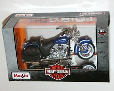 Maisto - Harley Davidson 1999 FLSTS HERITAGE SOFTAIL SPRINGER - Model Scale 1:18