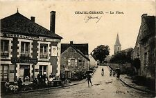 CPA   Chatel-Gerard - La Place   (357694)