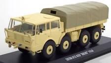 Miniature Tatra 813 8x8 Kolos 1968 Beige Sable 1/43 IXO Tru025b