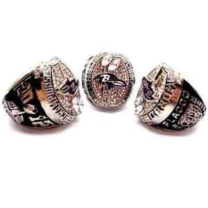 2012 Baltimore Ravens Championship ring NFL
