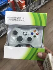 Blanco Inalámbrico Game Pad Microsoft XBOX Juego Controlador Gamepad Joypad Nuevo One