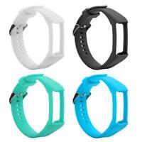 Soft Silicone Replacement Wristband for Polar A360 A370 Watch Bracelet
