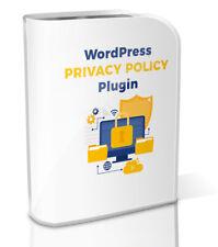 WordPress Privacy Policy Plugin Download