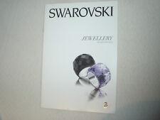 Original Swarovski Katalog 2010 Juwelen