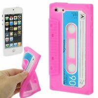 Handy Hülle Schutz Case Cover Schale Kassette Etui für Apple iPhone SE Pink Neu
