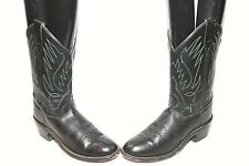 Old West Children's Roper Cowboy Boot - CCY1110G Leather Sz 5.5 youth