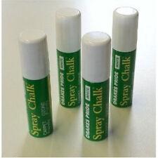 Drakes Pride Aerosol Chalk Spray x 4 Cans  -   B6475