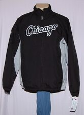 Chicago White Sox Youth Double Climate Full Zip Performance Jacket Youth M