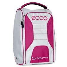 Ecco Golf Ladies 2018 Shoe Bag (White / Pink)