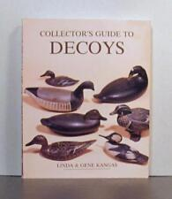 Collector's Guide to Decoys, by Kangas, published 1992
