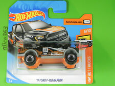 Hot Wheels 2018 - ´17 Ford F-150 Raptor - Hw Trucks - 348 - New Original