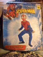 The Amazing Spiderman Costume, Child Size 7-8