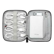 Electronic Accessories Organizer Travel Bag Storage Cable Holder Case Pouch Box