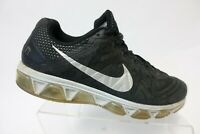 NIKE Air Max Tailwind 7 Black Sz 12 Men Running Shoes