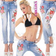 Unbranded Denim Mid-Rise Slim, Skinny Jeans for Women