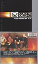 CD--3 DOORS DOWN -- -- AWAY FROM THE SUN