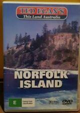This Land Australia With Ted Egan Norfolk Island DVD Postage