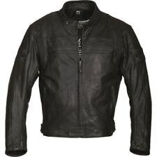 giacche cruiser neri per motociclista pelle