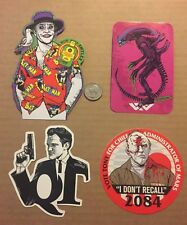 Tyler Stout New Sticker Set of 4 different hard to get stickers Sold Out Set 1