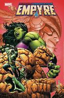 Empyre #4 Avengers Fantastic four Marvel Comics 1st Print 2020 Unread NM