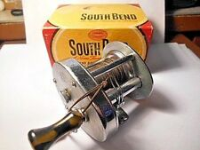 Vintage South Bend Smoothcast Direct Drive 790 Fishing Reel With Box