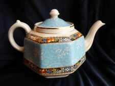 OLD TEA POT VINTAGE ANTIQUE COLLECTIBLE POTTERY FOR DISPLAY ONLY