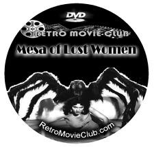Mesa of Lost Women (1953) Horror, Sci-Fi Movie Dvd