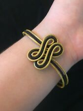 Brazilian Golden Grass Bracelet /Organic Jewlery/Capim Dourado