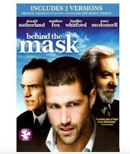 Behind the Mask DVD