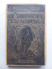 Pierre Louÿs - Le crépuscule des Nymphes   /  1925