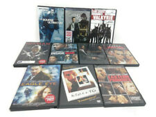 Drama Dvd Movies Lot of 10 Collateral, Valkyrie, Casino Royal, Memento, More